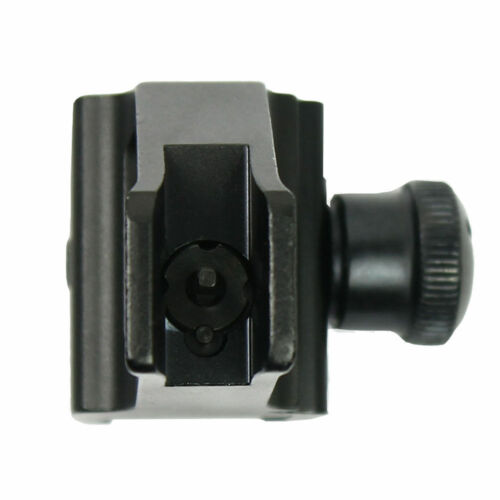 Aluminum Hunting Quick Detachable High Profile Front Iron Sight Mount Fits Rails