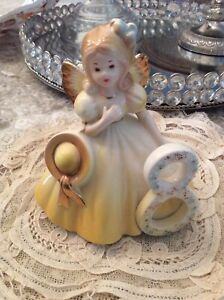 Josefs-Original-Birthday-Age-8-Girl-With-Hat-Wings-porcelain