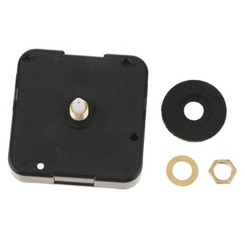 DIY Quartz Clock Movement Mechanism Sweep Silent Wall Clock Repair Kit Part