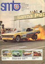 SMTO Swedish Auto Magazine 6/1975 Volvo, Scenska 030117nonDBE