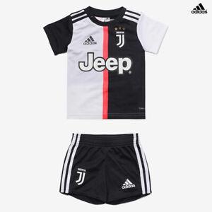 Pantaloncini Campionato 2019//20 Neonato Juventus Kit Gara HOME Maglietta