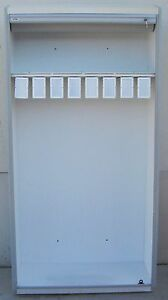 Image Is Loading Stanley InnerSpace Surgical Supply Cabinet W Roll Top