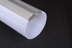 2m 6060b profilo tondo tubo grande alluminio strisce strip for Luci tubolari a led
