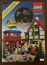 Vintage 1979 Lego Idea Book 6000 Space Town Stickers For Sale Online Ebay