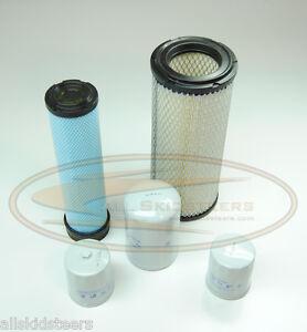Details about Bobcat Filter Kit Maintenance 863 863G 864 873 873G 883 skid  Hydraulic fuel oil