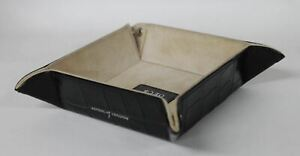 ASPINAL-OF-LONDON-Mini-Tidy-Tray-Black-Croc-Print-Leather-Embossed-OECB