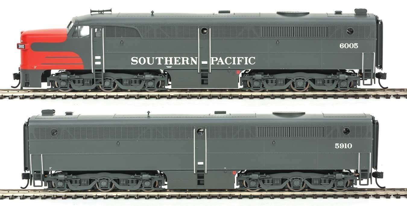 hasta un 65% de descuento Walthers 910-10071 mainline mainline mainline Alco pa pb  Southern Pacific   6005  5910  bienvenido a orden