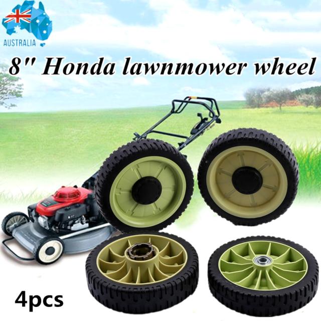 8'' Honda Mower Lawnmower Wheel Set Self Propelled Suit Hru214 Hru215 Hru216 AU