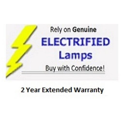 Electrified 2 Year Front Projector Lamp Extended Warranty