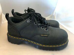 dm steel toe boots