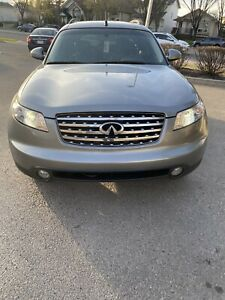 2004 Infiniti FX45 AWD Fully Loaded