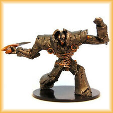 Iron Golem Juggernaut 23 - Lords Of Madness DDM4 - Dungeons & Dragons Miniature