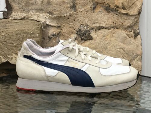 12 Vintage Og Uk Delphin Lab In Germany 2000 West 80s Made Puma Heynckes Comet rxnSUr