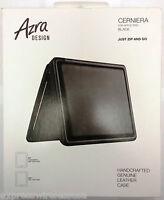 Sena Zipper Leather Case For Ipad 2, 3, & 4 Fits All 9.7 Ipads -black