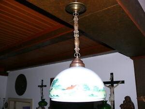 Jugendstil Lampe Deckenlampe Jugendstillampe 1910