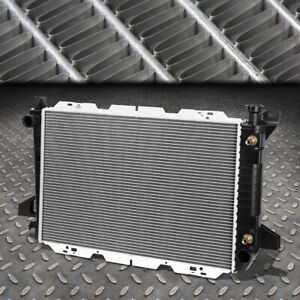 1454 Factory Style Aluminum Radiator for 85-96 Ford F150//F250//F350 4.9L AT