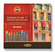 Set of artist´s soft pastels 8586 48 colours KOH-I-NOOR NOVELTY good price