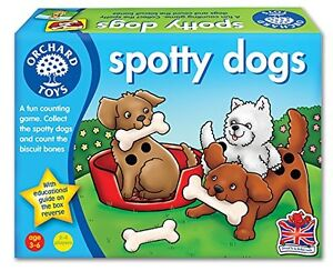 Brand-New-Orchard-Toys-Spotty-Dogs-Educational-Kids-Role-Play-Board-Game-Toy