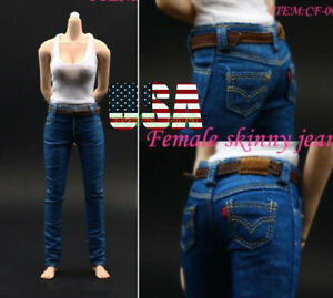 """1//6 Fitness Gym Wear Clothing Set For 12/"""" Hot Toys PHICEN Female Figure ❶USA❶"""