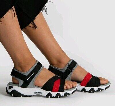 Skechers D'Lites 2 Mega Summer Womens