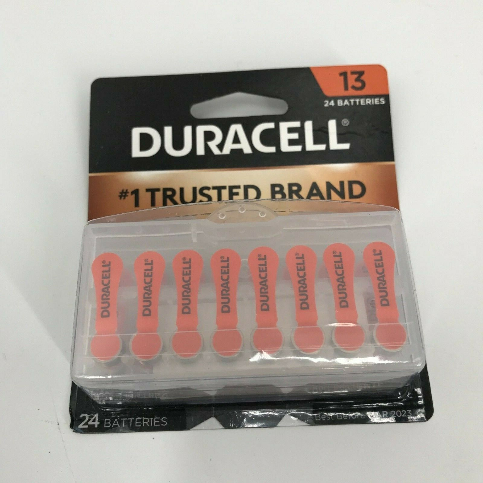 NEW Duracell 16 Hearing Aid Battery Batteries DA10B16ZM replaces all size 10
