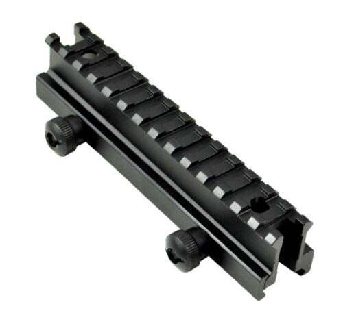 """5.7/"""" Scope Riser Mount 6061-T6 Aluminum Low // Medium // High Profile Picatinny"""