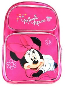 d4252a2bc9a Image is loading Disney-Minnie-Mouse-Girls-16-034-Canvas-Pink-