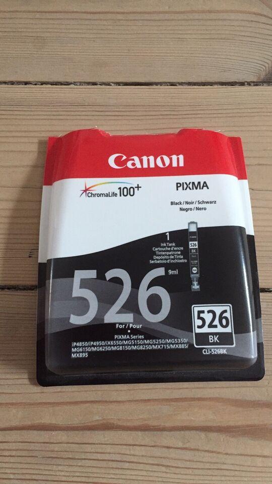 Blækpatroner, Canon, PGI-525PGBK