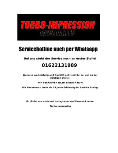 HD Pumpen Stößel Upgrade Kit 2.0L TFSI EA113 VW Audi S3 TT Pumpe