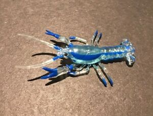 Lobster SP Figure RARE Kaiyodo Natural Monuments Japanese Blue Crayfish