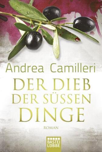 1 von 1 - Der Dieb der süßen Dinge von Andrea Camilleri (2012, Taschenbuch)