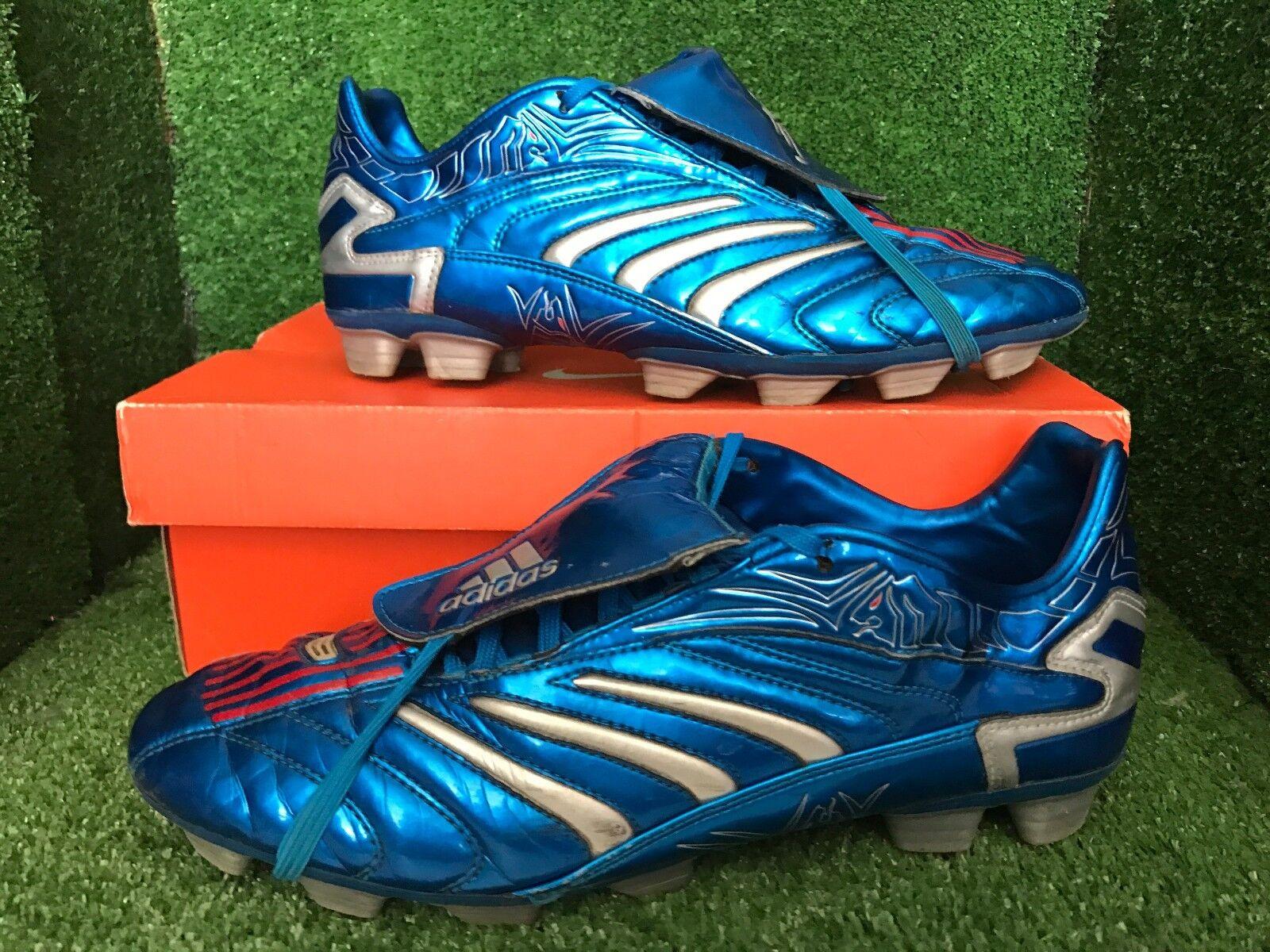 Adidas ProjoATOR PULSO Powerswerve absoluta Traxion zapatos talla 11,5 10,5 45
