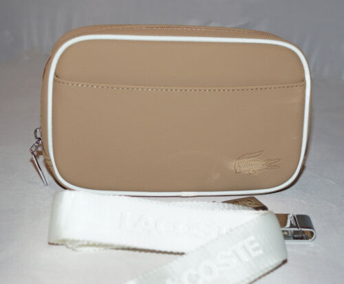 Fanny Classic Lacoste Or Bag 2 2 Shoulder Nuevo Vintage Hip Waist Caramel Bum BXBAqF5