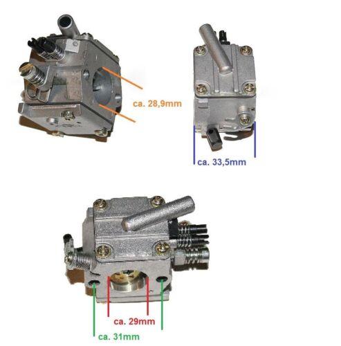 Vergaser f Stihl 038 Ms380 Ms381 Ms 380 381 Neu Av Super Säge Benzinsäge Bing