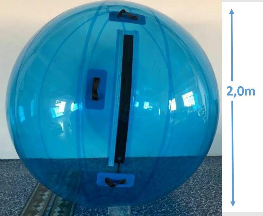 PREMIUM Wasser Laufball water walking ball zorb 2m  PVC PVC PVC wasserball VIELE FARBEN 154c9d