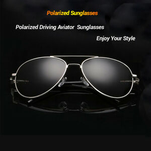 681be2cc5a1 Image is loading Mens-Vintage-Polarized-Sunglasses-Outdoor-Sports-Driving- Glasses-