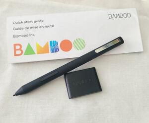 Bamboo ink stylus pen - Wacom