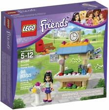 RETIRED READ DETAILS DAMAGE BOX Lego Friends 41098 Emma/'s Tourist Kiosk