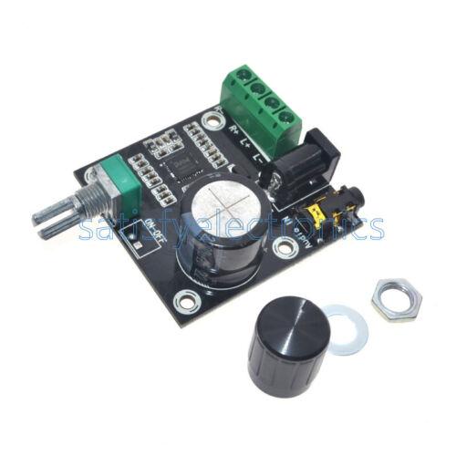 NEW 2X15W PAM8610 Power Audio Amplifier Board Dual D Class Channel Module