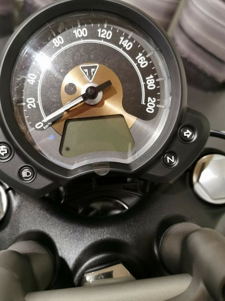 Triumph, Bonneville Bobber, ccm 1197