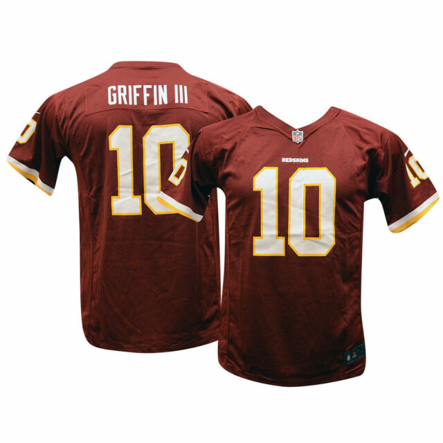 Top NIKE Washington Redskins ROBERT GRIFFIN III RG3 NFL Jersey YOUTH  free shipping