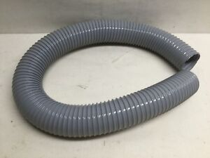 CENTRAL VACUUM FLEX TUBE//Hose//Pipe for 2 inch Vacuum Pipe 36 inches Long
