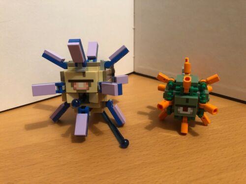 GUARDIAN SQUID FROM SET 21136 LEGO MINECRAFT ELDER GUARDIAN VERY RARE