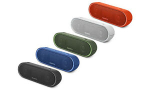 Sony XB20 Portable Wireless Speaker with Bluetooth and NFC - SRS-XB20