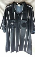 Official Sports International Referee Soccer Extra Large Black Uniform