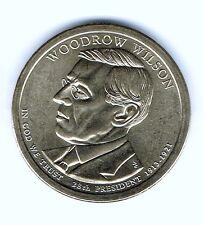 2013-D President  Wilson   Dollar.