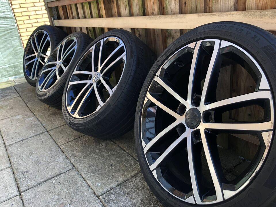 "Alufælge, 18"", VW"
