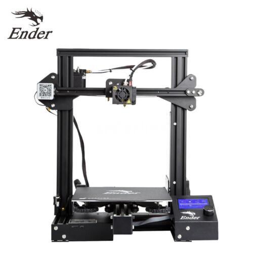 Creality 3D Ender-3 Pro MK-10 3D Printer DIY Resume Printing 220x220x250mm N5Z5