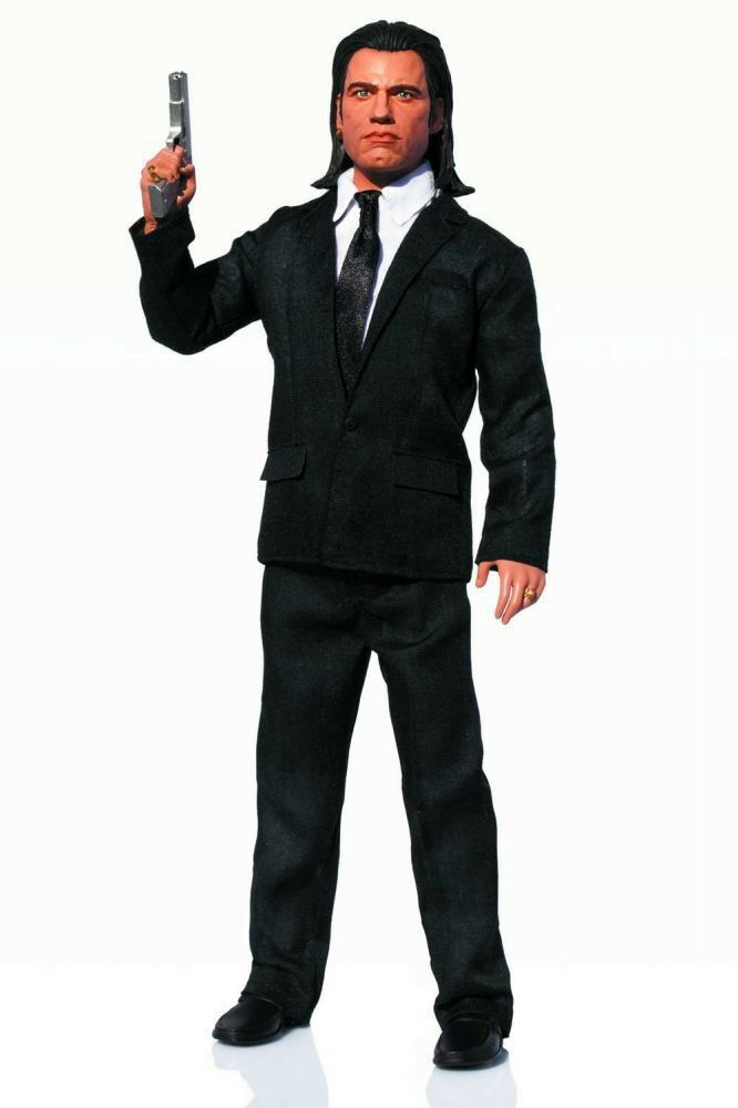 Pulp Fiction Vincent Vega Action Figure Figure Figure [Explicit Talking] eaf8bb