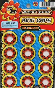 Super-Bang-PLASTIC-RING-CAPS-CAPSULES-96-SHOTS-Made-in-Italy